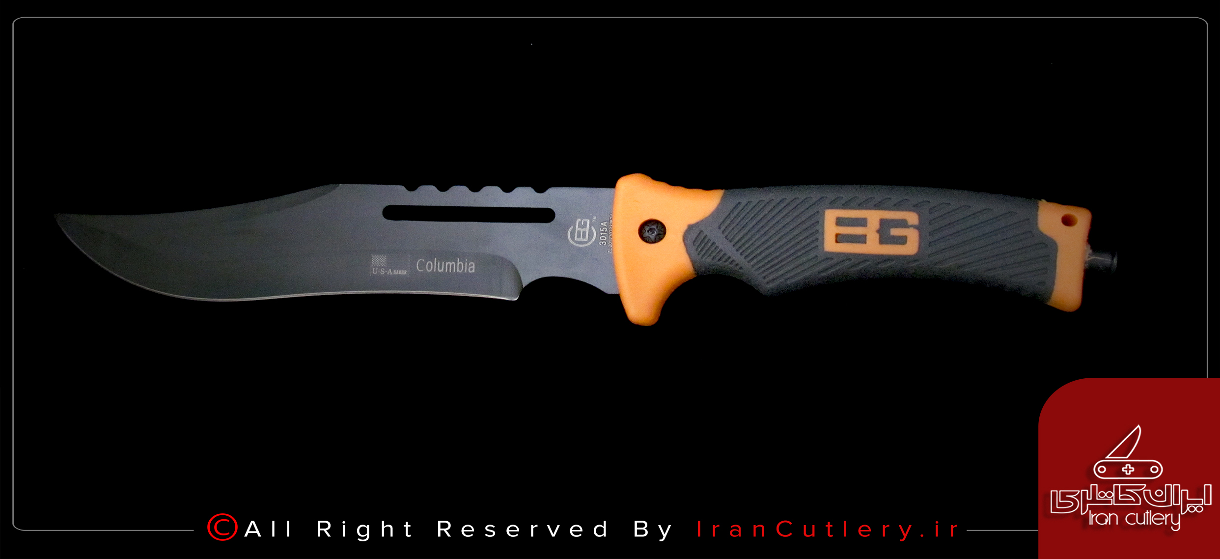 چاقوی گربر مدل 118